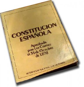 Test actualizados de Constitucin Espaola